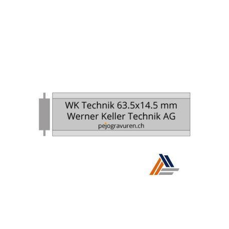 Werner Keller WK-FLEX 63.5×14.5