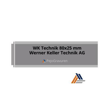 Werner Keller 80x25